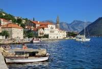 Tivat Airport to Perast